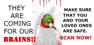 Seron Security Zombie Identifier